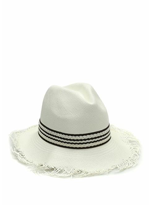 Panama Hatters Şapka Beyaz